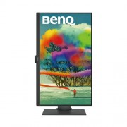 "BenQ - DesignVue PD series PD2700U 27"" IPS LED 4K UHD Monitor (DisplayPort, Mini DisplayPort, HDMI) - Black"