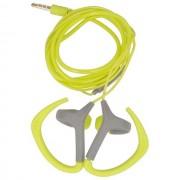 Acura $$ Auricolare Cu-1300 Originale Stereo In-Ear Con Supporto Orecchio Jack 3,5mm Green Per Modelli A Marchio Lg