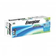 Batterie eco Advanced Energizer - AA - stilo - E300487800 (conf.20) - 383225 - Energizer