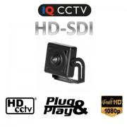 Miniatúrna HD-SDI Covert CCTV kamera s Full HD 1080P