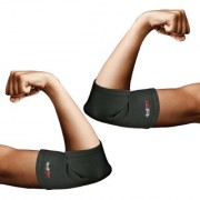 Healthgenie Elbow Support For Premium Compression And Pain Relief 1 Pair Medium