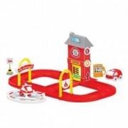 Joc de constructie - Sectia de pompieri