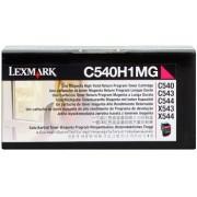 Lexmark C540H1CG azuriu (cyan) toner original