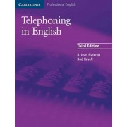 Telephoning in English Pupil's Book, Paperback/B Jean Naterop