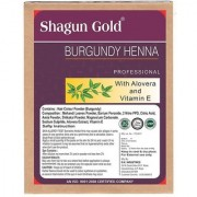 Herbal Burgundy powder hair coloring best Quality 200gm
