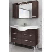 Tboss Trend fürdőszobabútor szett 120cm - több színben