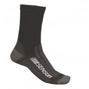 Sensor Trekking Evolution sokken zwart/grijs