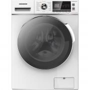 Masina de spalat rufe cu uscator Heinner HWDM-8614B, Spalare 8 kg, Uscare 6 kg, 1400 RPM, Clasa B, Display LCD, 60 cm, Alb