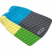 ION Footpad Deck Grip 1-tlg Blau-Gelb-Grün