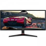Монитор LG 29UM69G-B, 29 инча, 21:9 UltraWide IPS Display AG, 5ms, 2560 x 1080, HDMI, DisplayPort, USB, 29UM69G-B