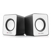 Boxe Logic LS-09 2.0, 6W (Alb)