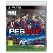 PS3 Pro Evolution Soccer 2017 - PES 2017