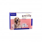 Virbac Effitix spot On L (20 - 40kg) 24 Pipetas