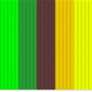 Set filamente ABS 3Doodler - multicolor