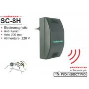 Aparat impotriva furnicilor SC-8H (200 mp) (-35% reducere)