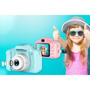 Guangzhou Zhangmafushi Co.,Ltd t/a Wish-Imports £9.99 instead of £59.99 (from Wish Imports) for a mini kids' digital video camera - save 83%