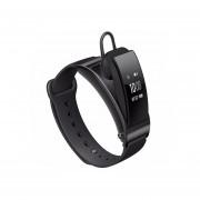 Huawei Talkband B3 5 Modos Bluetooth 4.2 Headset Sports Smart Pulsera Para Android / Ios, De Apoyo De Fitness Tracker / Podómetro / Recordatorio De Llamada / Anti - Perdido / Sleep Monitor (negro)