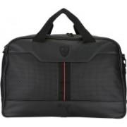 Puma Ferrari LS Weekender Travel Duffel Bag(Black)