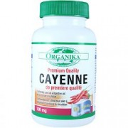 Cayenne - recomandat pentru probleme ale inimii, sistemului circulator si digestiei