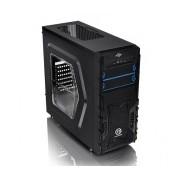 Gabinete Thermaltake Versa H23, Midi-Tower, ATX/micro-ATX, USB 2.0/3.0, sin Fuente, Negro