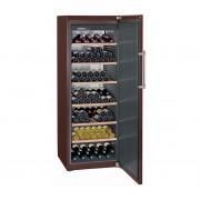 Wijnbewaarkast Terrakleur - Dichte Deur | 253 Flessen | Liebherr | 547 Liter | WKt 5551 | 70x74x(h)192cm