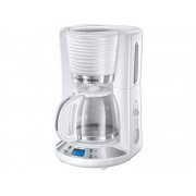 Russell Hobbs Cafetera de Goteo RUSSELL HOBBS 24390-56 Colours blanco (10 Tazas)