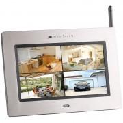 """VisorTech 17,8 cm (7"""") Überwachungs-Monitor mit Aufnahme-Funktion"""