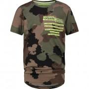 Vingino Heevar jongens shirt - Donkergroen - Size: 176