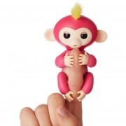 Monito Fingerlings Adorables Monitos De Colores Que Se Cuelgan De Su Dedo-rosa