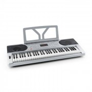 SCHUBERT Etude 300 Teclado electrónico con 61 teclas, 300 voces, 300 ritmos, 50 demos, en gris (PN2-ETUDE-300-S)