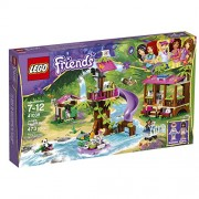 LEGO Friends Jungle Rescue Base 41038 Building Set