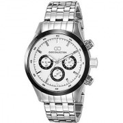 Giordano Quartz White Dial Mens Watch-G1007-11