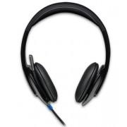 Casti cu Microfon Logitech H540 (Negre)