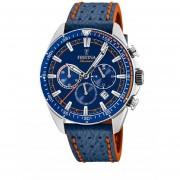 Reloj F20377/2 Azul Acero Festina Hombre Festina