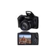 Câmera Digital Semiprofissional Canon Powershot SX400IS 16MP Zoom Óptico 30x Preta