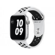 Apple Watch Nike Series 6 44 mm Prateado