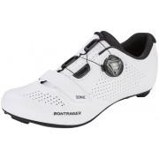 Bontrager Sonic skor Dam vit EU 38 2019 Landsvägsskor med klickfäste