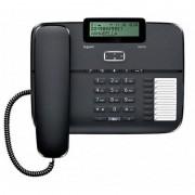 Siemens Gigaset DA710 Teléfono Compacto Fijo Negro