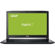 Acer Aspire 7, A717-72G-79R0, Intel Core i7-8750H (up to 4.10GHz, 9MB), Лаптоп 17.3""