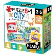 8+1 PUZZLE ORAS - HEADU (HE20508)