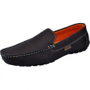Fausto MenS Brown Casual Loafers (FST K6049 BROWN)