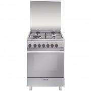 Glem Gas U664mi Cucina 60x60 4 Fuochi A Gas Forno Elettrico Classe A 64 Litri In