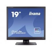 Iiyama E1980SD-B1 LED-monitor 48.3 cm (19 inch) 1280 x 1024 pix SXGA 5 ms DVI, VGA TN LED