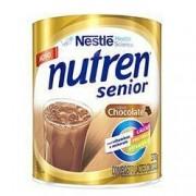 Nutren Senior Chocolate com 370g Nestle