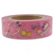 Sanrio My Melody Design Decorative Masking Craft Tape (L:10m X W:1.5cm)