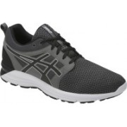 Asics Gel-Torrance Running Shoes For Men(Grey, Black, White)