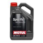 MOTUL SPECIFIC VW 506.01 - 506.00 - 503.00 0W-30 5L motorolaj