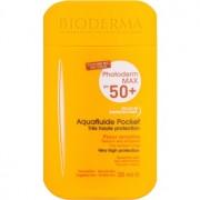 Bioderma Photoderm Max fluido protector matificante para rostro SPF 50+ resistente al agua 30 ml