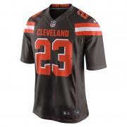 NFL Cleveland Browns (Joe Haden) American Football Herren-Heimtrikot - Braun