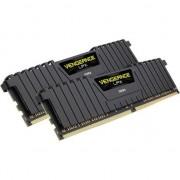 Memorie Corsair Vengeance LPX 32GB (2x16GB) DIMM, DDR4, 3000 MHz, CL15, 1.35V, XMP 2.0, Black